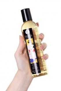 Масло для массажа Shunga Desire, натуральное, возбуждающее, с ароматом ванили, 250 мл