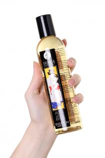 Масло для массажа Shunga Sensation, натуральное, возбуждающее, с ароматом лаванды, 250 мл