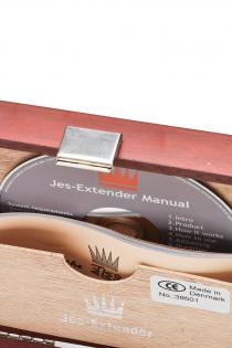 Устройство для увеличения пениса Jes-Extender Original Металл,  Серебристый