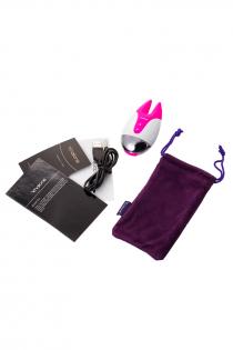 Вибромассажер Nalone FI FI, Силикон, Розовый, 9,2 см