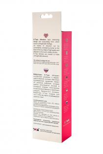Стимулятор точки G TOYFA A-Toys  , Силикон, Розовый, 20 см