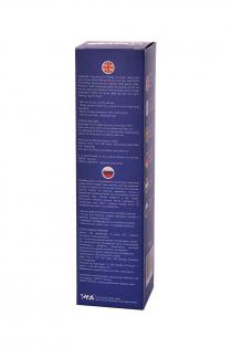 Насадка ToyFa XLover, для увеличения размера,TPE, черная прозрачная, 15,5 см