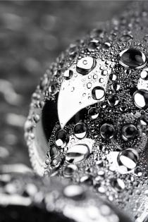 Анальный страз Metal by TOYFA, металл, серебристый, с кристаллом цвета алмаз, 10 см, Ø 3 см, 95 г