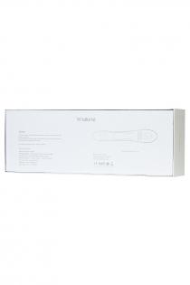 Вибратор с клиторальным стимулятором Nalone Wave, Силикон, Розовый, 26 см
