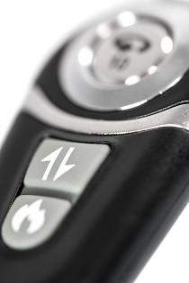 Секс-машина HandBang, MotorLovers, ABS, черный, 44 см