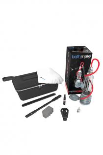 Гидропомпа Bathmate HYDROXTREME7, ABS пластик, прозрачная, 30 см (аналог Hydromax Xtreme X30)