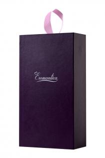 Вибромассажер Eromantica Kristen, Силикон, Розовый, 22,5 см