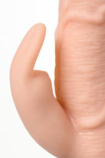 Насадка Toyfa XLover, для увеличения размера, TPE, телесный, 16,8 см
