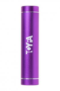 Портативное зарядное устройство TOYFA A-toys, 2400 mAh, microUSB