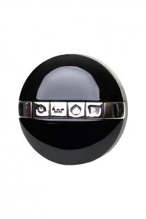 Стимулятор точки G с голосовым управлением JOS TILLY, силикон, розовый, 11 см