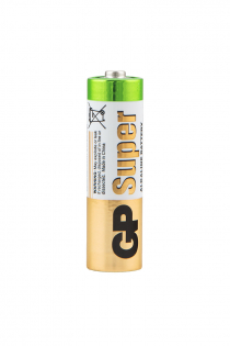 Алкалиновые батарейки GP Super Alkaline 15А АA - 10 шт. в пленке