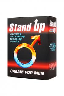 Крем STAND UP для мужчин серии Sex Expert, 25 г