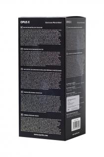 Мастурбатор Mystim Opus E Anus, TPE, телесный, 21,5 см