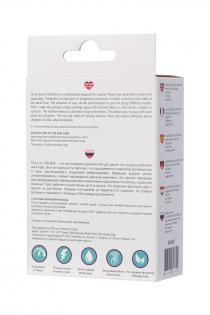 Виброшарики и стимулятор внешних эрогенных зон L'EROINA by TOYFA Tella, силикон, розовые, Ø 3,4 см