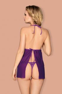 Комплект Candy Girl Angelika, фиолетовый, OS