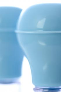 Набор для стимуляции сосков TOYFA, ABS пластик, голубой, 8,8 см