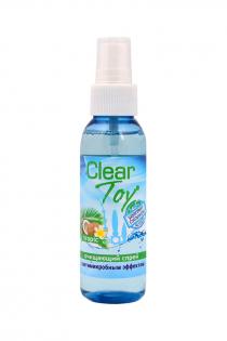 Очищающий спрей  ''CLEAR TOY TROPIC'' с антимикробным эффектом, 100 мл