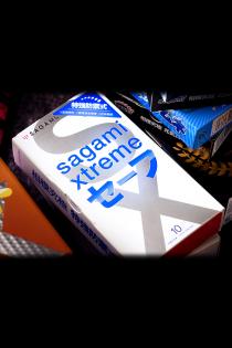 Презервативы латексные Sagami Xtreme Ultrasafe №10