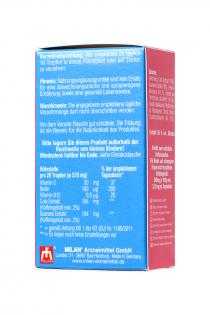 Капли для повышения либидо Milan Spanische Liebestropfen, 20 мл