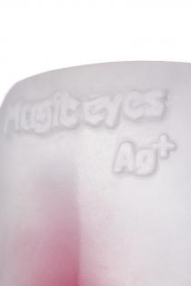 Мастурбатор реалистичный девственница Magic Eyes   Sujiman Kupa Lolinco CRYSTAL HARD, TPE, Прозрачный, 16,4 см