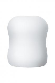 Мастурбатор Mystim MasturbaTIN Dotty Dora, TPE, белый, 4,5 см