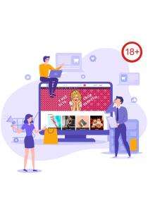 Интернет-магазин интим товаров с поставщиком дропшиппинг