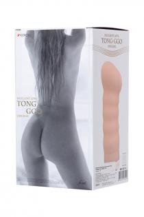 Мастурбатор реалистичный KOKOS Tong-ggo,TPR, телесный, 19 см