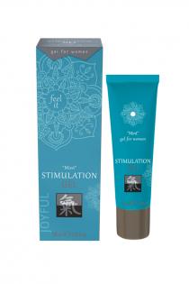 Интимный гель STIMULATION GEL Mint L 30 мл.