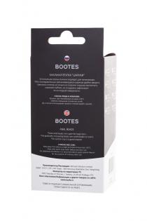 Анальная втулка POPO Pleasure by TOYFA Bootes, силикон, черная, 10 см, Ø 2,5 см