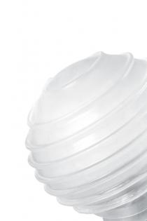 Аксессуар для эротического массажа Eromantica LOLO, силикон, бесцветный, 7 см