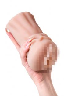 Мастурбатор реалистичный вагина Alice, XISE, TPR, телесный, 17.4 см.