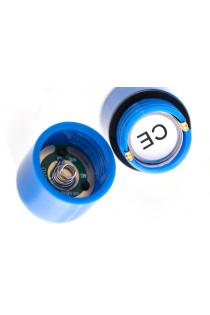 Вибропуля A-Toys Braz, ABS пластик, синий, 5,5 см., Ø1,7