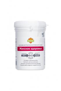 Таблетки для женщин «ForteVita» «ЖЕНСКОЕ ЗДОРОВЬЕ»  60 капсул по 500 мг