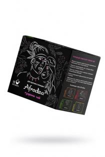 Afrodiza №1 Гуарана чай ,75гр - 15 саше