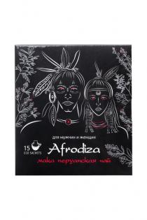 Afrodiza №2 Макка Перуанская чай ,75гр - 15 саше