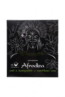 Afrodiza №3 Катуаба и Тонгкат Али чай ,75гр - 15 саше