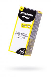 Капли для мужчин и женщин Passion Drops (m+w) 30 мл.