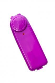 Вагинальные шарики с вибрацией TOYFA , ABS пластик, фиолетовый, 12,2 см