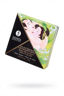 Соль Мёртвого моря Shunga Moonlight Bath Lotus Flower с лечебными свойствами, 75 г