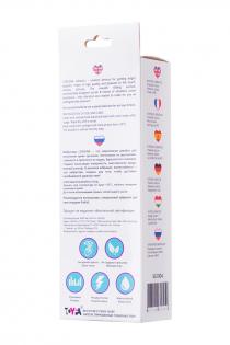 Вибратор L'EROINA , силикон, розовый, 14,5 см