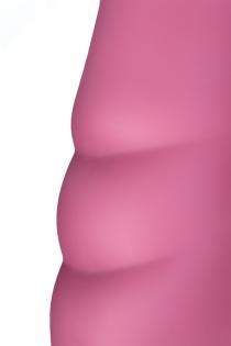 Нереалистичный вибратор Satisfyer Vibes Petting Hippo, Силикон, Красный, 22,9 см