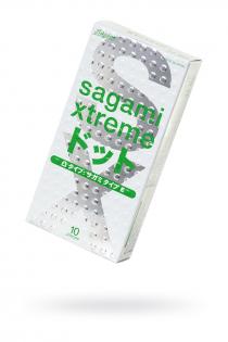 Презервативы латексные Sagami Xtreme Type-E №10