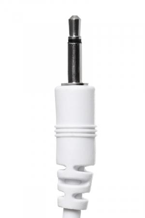 Реалистичный вибратор TOYFA RealStick Nude, PVC, телесный, 12 режимов вибрации, 20 см
