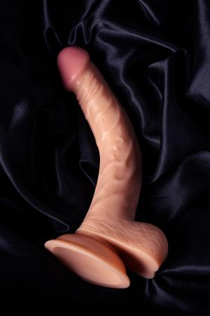 Фаллоимитатор TOYFA RealStick Nude реалистичный, 18 см