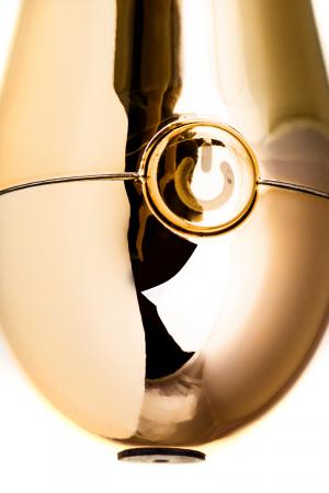 Стимулятор наружных интимных зон WANAME D-SPLASH Mirage, ABS пластик, золотистый, 9 см